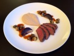 Venison w Smokey Bean Pure