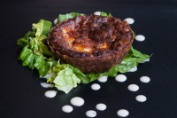 Cognac and Cheese Tartlets