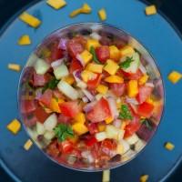 Fruity and Fresh Vegetable Starter