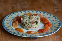 Cauliflower Spiced Rice