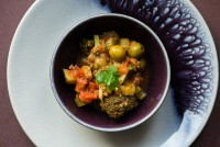 Vegetable Casserole with Capers