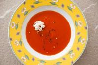 The Tomato Coconut Soup