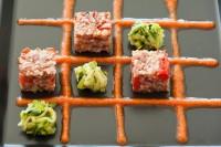 Tomatoe Rice Cubes