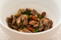Anchovy Mushrooms