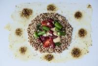 Zaatar Quinoa Dijon Beans