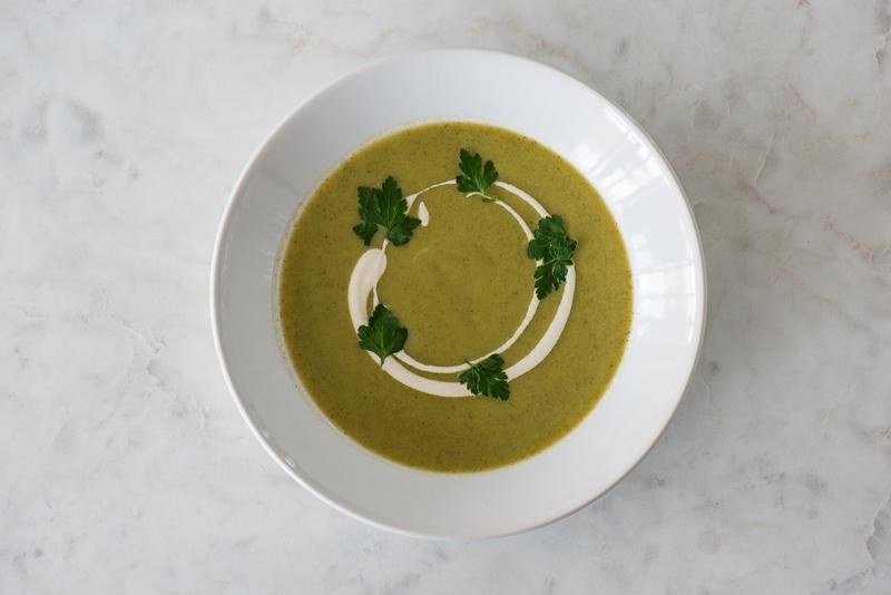 Zucchini Soup-4705