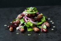 Balsamic Bean Salad