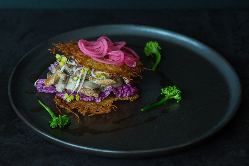 Rosti Mushrooms Red Onion-8157