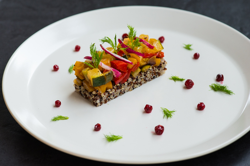 Vegetable Medley w Quinoa-8496