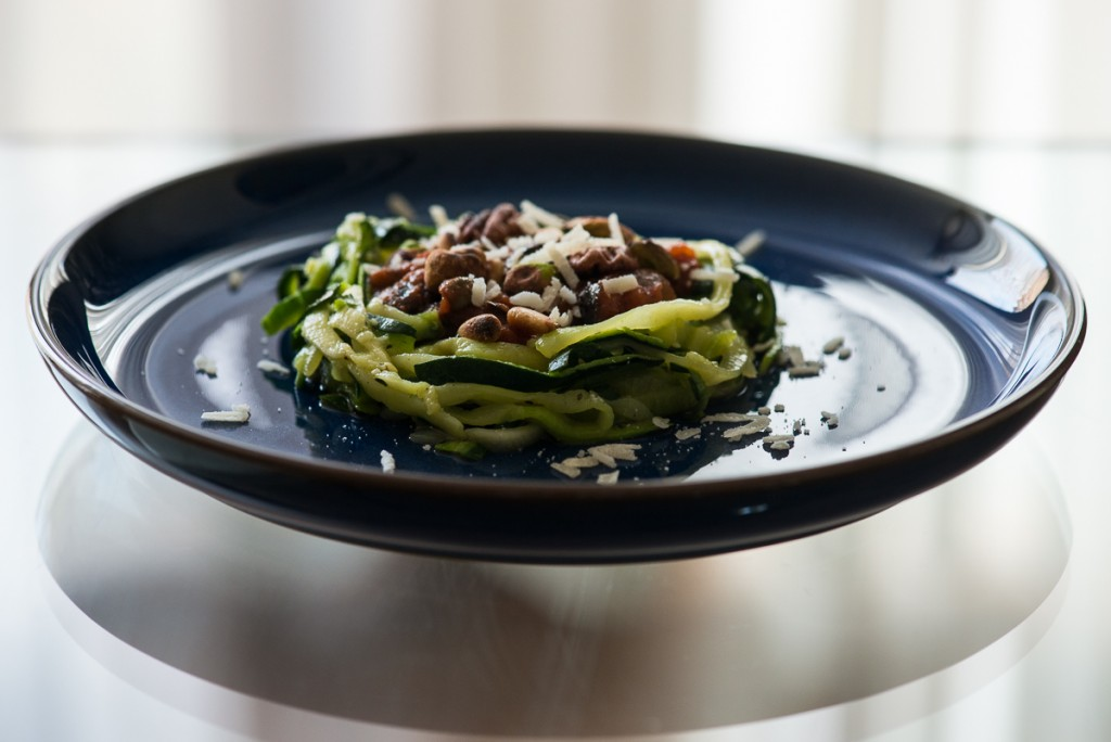 160106 Courgette Anjovy Pasta-0775