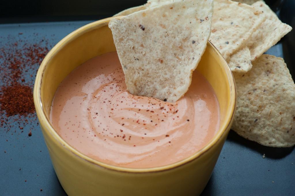 160224 Cheesy Tomato Pepper Leftover Dip-1584