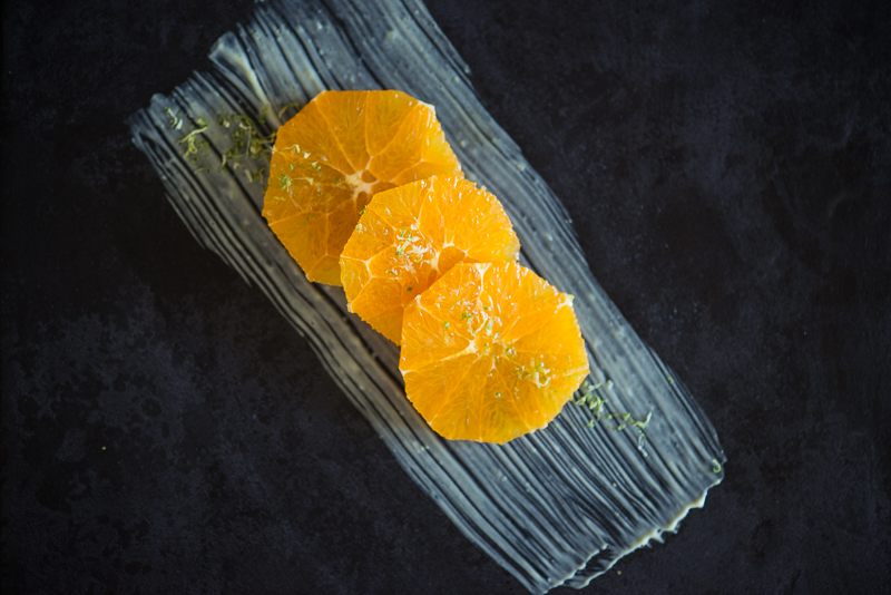 Sweet Soller Orange Dessert -5322