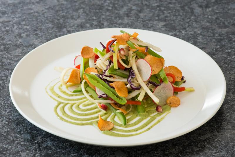 Crunchy Veggie Salad-0045